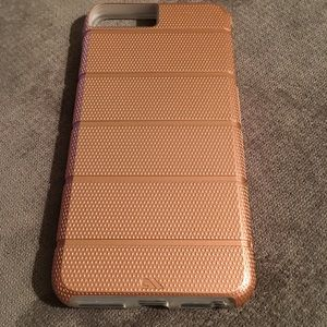 Copper colored iPhone case